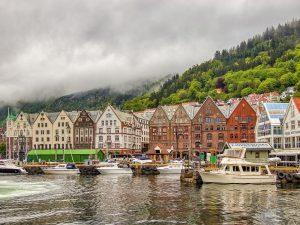 Bo och jobba i Norge